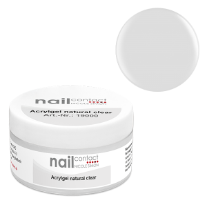 Acrylgel – Natural Clear